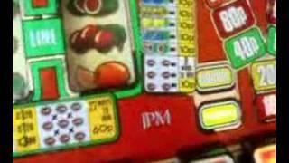 Fruit Machine - Jpm - Eachway Nudger Mk3