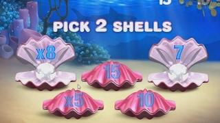 Great Blue Slot - Free Spins With 3€ Bet Big Win!