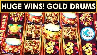 MASSIVE WIN! ⋆ Slots ⋆ ⋆ Slots ⋆ MY BEST SESSION EVER ON DDE WITH NON-STOP GOLD DRUM BONUSES! NO TAXES!