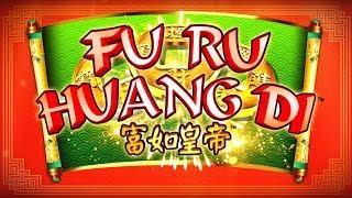 Fu Ru Huang Di Slot - SHORT & SWEET Bonus!