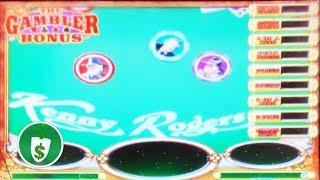 Kenny Rogers The Gambler slot machine, bonus