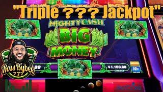•️ TRIPLE ???MYSTERY??? JACKPOT •️ MIGHTY CASH •️ BIG MONEY •️ HIGH LIMIT •️ WORLD CASINO •️ S1E4