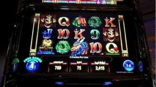 Ainsworth - Dragon Slot Machine Bonus