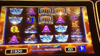 LIGHTNING LINK & KRONOS ~ Lightning Re-Spin Bonus ~ Live Slot Play @ San Manuel