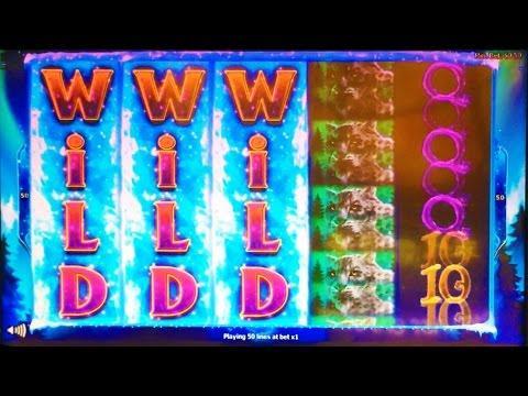 ++NEW Icy Wilds slot machine, DBG