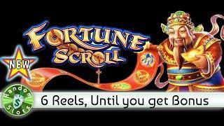 •️ New - Fortune Scroll slot machine, Bonus