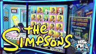 Simpsons Slot Machine from Scientific Games •️