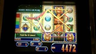 Golden Maiden Slot Bonus - WMS