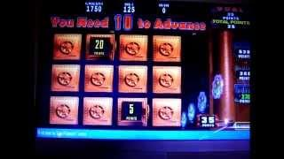 Cleopatra Fort Knox Progressives&Live Bonus  - 1c IGT Video Slots