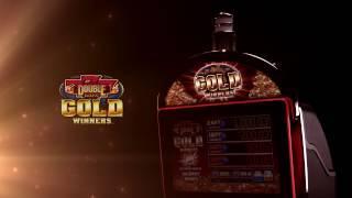 Double Jackpot Triple Blazing 7s Gold Winners