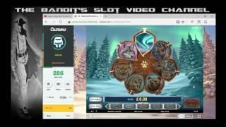The Bandit's Bonus Hour Including Super Big Wins and Mega Big Wins