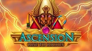 Ascension: Rise to Riches Online Slot Promo