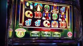 High Limit  Ainsworth Dollar Chief Many Retriggers $10 Bet slot machine free spins