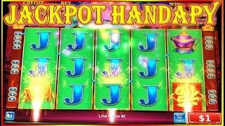 • JACKPOT HANDPAY • THIRD TIME IS A CHARM ON •  CHINA SHORES  •