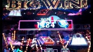 Sex and the City Slot Machine *DRAMATIC BIG WIN* Hello Lover Live Play Bonus!
