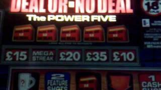 bellfruit - DOND  Power 5 the power 5 feature on the £35jp fruit machine