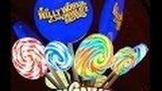Willie Wonka & The Chocolate Factory Slot Machine Bonus-Sdguy