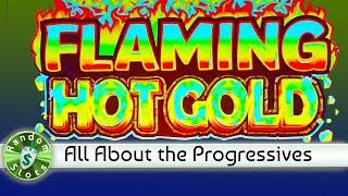 Flaming Hot Gold slot machine