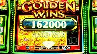 Golden Wins Slot Machine from AGS