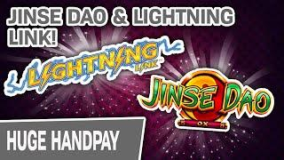 ⋆ Slots ⋆ MASSIVE Handpay Jackpot Playing Jinse Dao: Ox ⋆ Slots ⋆ LIGHTNING LINK Excitement Too!