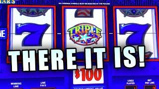 $200 TRIPLE STARS SLOT BETS! ★ Slots ★ MASSIVE JACKPOT! ★ Slots ★ HIGH LIMIT SLOTS ★ Slots ★ HAND PA