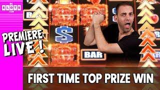 •BCSlots Premiere LIVE from Vegas Casinos •Brian Christopher Slots