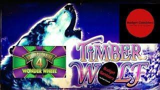 WONDER 4 WONDER WHEEL ~ Super Free Games Saves The Day ~ Live Slot Play @ San Manuel