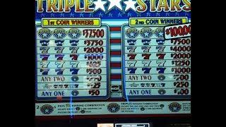 ***Triple Stars*** $25 00 Live Play Session (10-30-17)