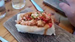 Lobster Roll - Portland Maine Eventide Oyster Company