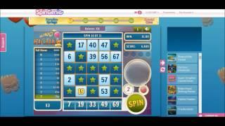 Spin Genie Slingo Riches Video Slot – Exciting Slots/Bingo Hybrid