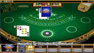 online casino black jack video slots online