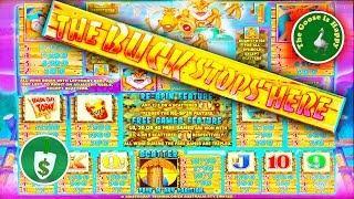 • The Buck Stops Here slot machine, Nice Bonus