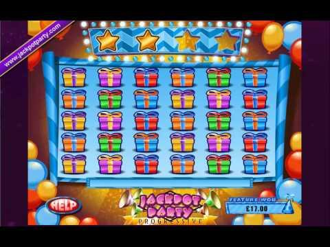 £27,430 ALL THAT GLITTERS 2™ MEGA PROGRESSIVE WIN (11429 X STAKE) - SLOTS AT JACKPOT PARTY