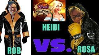 • Scientific Games - Heidi's Bier Haus - Rosa Elliiott VS. Rob •