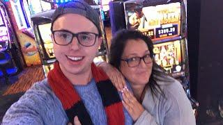 SURPRISE CASINO LIVE STREAM! HIGH STAKE ACTION! KIKI GETS A HANDPAY!