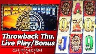 Day and Night Slot - TBT Live Play and Free Spins Bonuses