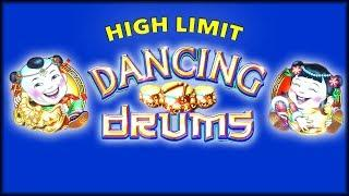Mighty Cash Tiger Roars • High Limit Dancing Drums ••• The Slot Cats •