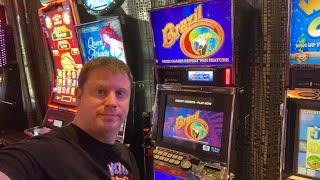$1000 Live Double or Nothing Slot Play -  Big jackpot Won on Dancing Drums!