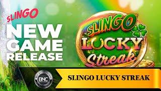 Slingo Lucky Streak slot by Slingo Originals