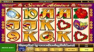 All Slots Casino Secret Admirer Video Slots