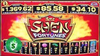 ++NEW  Shen Fortunes slot machine