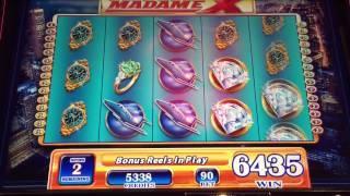 Madame X Slot Machine Free Bonus Spins