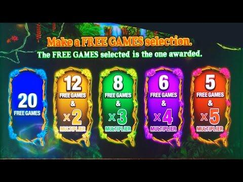 ++NEW Jungle Cash Ultra Stack Beauty in the Wild slot machine, DBG