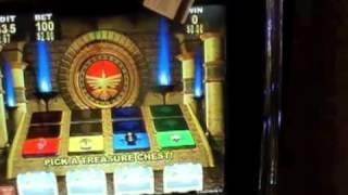 Mystical Temple Progressive bonus ~ Konami