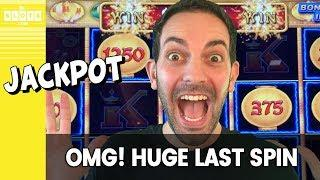 • Last Spin JACKPOT! • Lucky Chance @ Cosmo Las Vegas • BCSlots