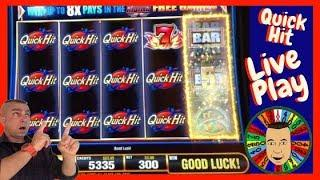•Quick Hits Live Slot Play-Cosmopolitan Las Vegas•