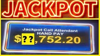 • MY BIGGEST JACKPOT HANDPAY EVER on ULTIMATE FIRE LINK! High Limit Slot Machine Casino Videos