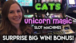 BIG WIN!!! Unicorn Magic! Slot Machine! BONUS!!!