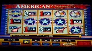 American Original Slot Machine Live Play *AS IT HAPPENS* 50 Free Spins 2x Bonus!