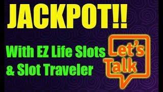 JACKPOT! LET'S TALK ABOUT JACKPOTS
